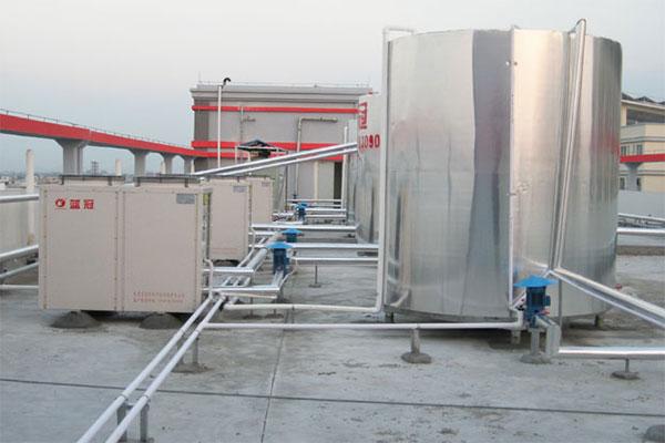 节能新举措:空气能万博手机版器替换燃煤锅炉