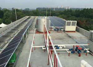 太阳能加空气能万博手机版工程