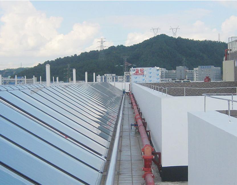 太陽能和空(kong)氣(qi)能熱水器大PK